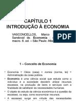 CAPÍTULO 1 - Economia
