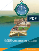 World Bank Uganda Poverty Assessment Report 2016
