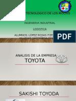 Exposicion Toyota