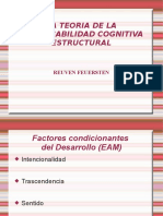 teoria de la modificalidad cognitiva.odp