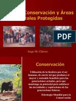Turismo, Conservación y Áreas Naturales Protegidas