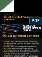 Pertemuan 9 - PHP - OOP