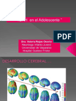 Presentación Neuróloga Valeria Rojas
