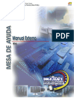 Manual Usuario Externo SIGEFIRRHH