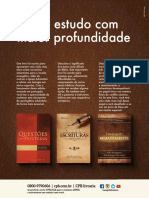Revista Ministério - Propaganda Interna