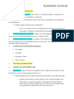 Constitutional Law Outline