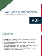 Métricas e Indicadores Proyectos Software