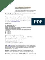 INTERNTET TERMINOLOGIES.docx