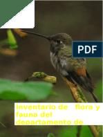 Inventario Flora y Fauna de Lima