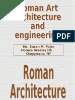 Roman Arts and Engineering
