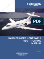 H800XP Honeywell Pilot Training Manual