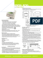EKM Omnimeter Pulse v.4 Spec Sheet (Adam Brouwer's Conflicted Copy 2015-03-11)