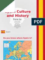 Spain - Culture/History/Literature/Social/Landmarks