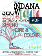 Parndana Show Book 2016 Facebook