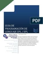 Programacion Para Etiquetas ZPL EPL