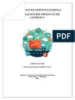 Proyecto Logistica - Henry Begambre