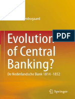 Uittenbogaard - Evolution of Central Banking; De Nederlandsche Bank 1814-1852 (2015)