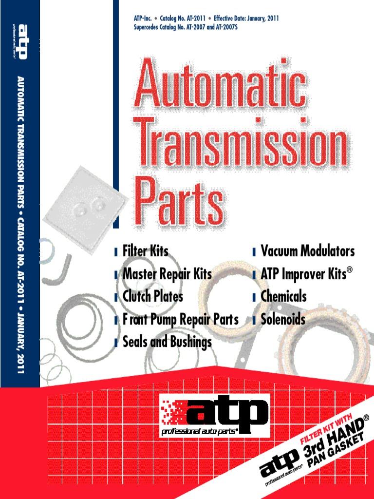 Automatictransmissioncatalogpdf fandeluxe Gallery