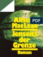 Alistair MacLean - Jenseits Der Grenze