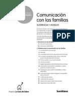 1 EP Comunicacion Con Las Familias
