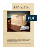 V7045 the 1839 School Box