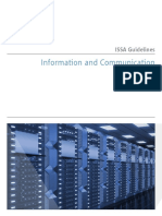 ISSA Guidelines-Information and Communication Technology