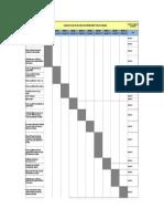 Cronograma de Capacitaciones