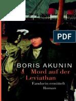 Akunin, Boris - Fandorin 03 - Mord auf der Leviathan.pdf