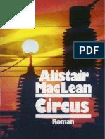 Alistair McLean - Circus