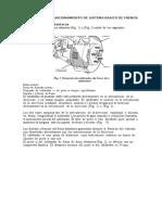 Descripción y Funcionamiento de Sistema Basico de Frenos
