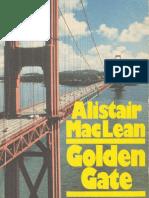 Alistair MacLean - Golden Gate