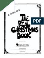 Christmas Real Book