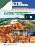 Introducción a Las Amenazas Naturales Evaluación de Amenaza Sismica