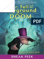 Dr. Fell and the Playground of Doom Sneak Peek