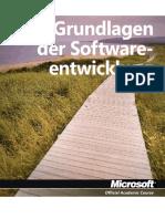 Moac Deu 98-361 Softdev Textbook 40057a