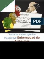 2Alzheimer - Psicopatologia II