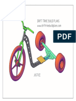 Drift Trike Building Plans  Justice