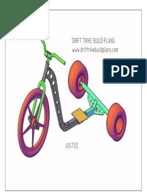 Drift Trike Building Plans Justice | Welding | Steering
