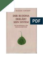 Buddha erklärt sein System