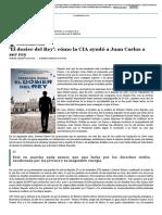 'El Dosier Del Rey'_ Cómo La CIA Ayudó a Juan Carlos a Ser Rey_Fernando Rueda