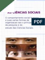 O Que é Sociologia
