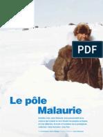 Le pôle Malaurie