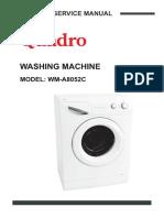 Quadro Wm-A8052c Service Manual