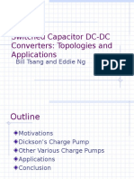 DC to DC converer