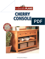 Cherry Console (4)