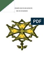 Confesión de Fe Hugonote