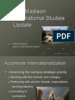 UW-Madison International Studies Update (June 2007)