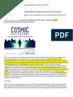 14-07-2015-Saison-01-Episode-01-Divulgation Cosmique-Le-Message-pour-L-Humanite