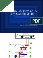 Funcionamiento Del Sistema Hidraulico