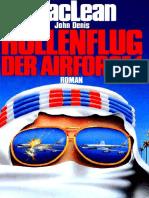 Alistair MacLean - Höllenflug Der Air Force 1